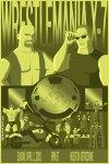 Wrestlemania X-Seven Poster