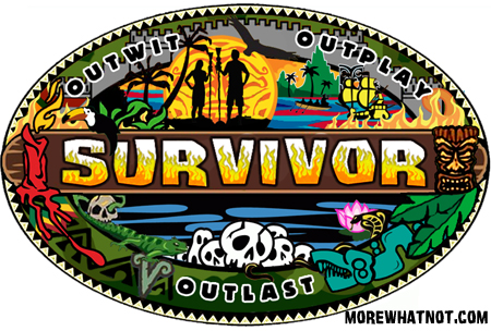 updated all 32 seasons of survivor in one logo more whatnot rh morewhatnot com Editable Survivor Logo create your own survivor logo